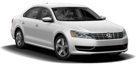 2013 Volkswagen Passat 4dr Sdn 2.0L TDI SE