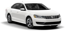 used 2013 Volkswagen Passat TDI SE w/Sunroof & Nav