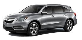 2014 Acura MDX image