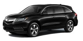 used 2014 Acura MDX SUV
