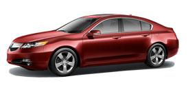 used 2014 Acura TL Advance