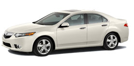Used 2014 Acura TSX 4D 2.4 L4 5-Speed AT