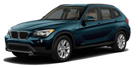 used 2014 BMW X1 xDrive28i