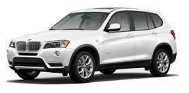Used 2014 BMW X3 xDrive35i