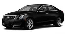 Used 2014 Cadillac ATS Standard AWD