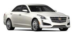 used 2014 Cadillac CTS Sedan Luxury RWD