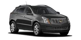 2014 Cadillac SRX image