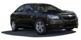 2014 Chevrolet Cruze 1LT 4D Sedan