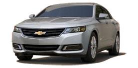 2014 Chevrolet Impala image