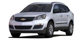 2014 Chevrolet Traverse LT 4D Sport Utility