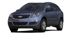 2014 Chevrolet Traverse LS 4D Sport Utility