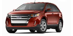 2014 Ford Edge SEL 4D Sport Utility