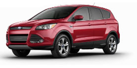 2014 Ford Escape SE 4D Sport Utility