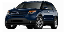 Used 2014 Ford Explorer Limited/NAVIGATION