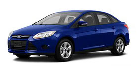2014 Ford Focus SE 4D Sedan
