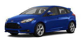 used 2014 Ford Focus ST