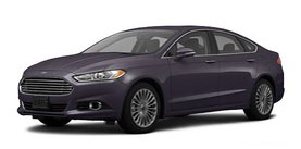 2014 Ford Fusion image