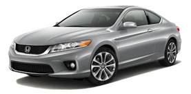 used 2014 Honda Accord Coupe EX-L