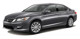 Used 2014 Honda Accord Sedan 3.5 V6 with Leather EX-L