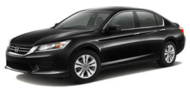 Used 2014 Honda Accord Sedan 2.4 L4 LX
