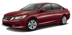 2014 Honda Accord LX 4D Sedan