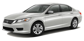 Used 2014 Honda Accord Sedan LX