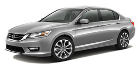 Used 2014 Honda Accord Sedan 2.4 L4 Sport