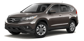 Used 2014 Honda CR-V With Navigation EX-L