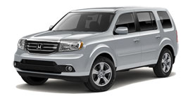 Used 2014 Honda Pilot With Leather EX-L