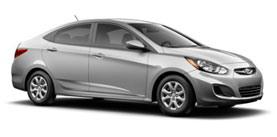 2014 Hyundai Accent 5dr HB