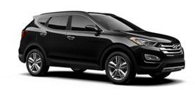 used 2014 Hyundai Santa Fe Sport Navigation