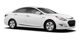 used 2014 Hyundai Sonata Hybrid Limited