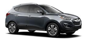 2014 Hyundai Tucson Limited 4D Sport Utility
