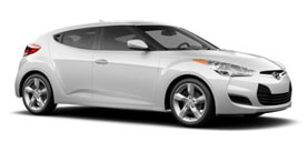 2014 Hyundai Veloster 3dr Cpe