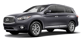 used 2014 INFINITI QX60 LEATHER | NAV | MOON ROOF | SOUTH POINTE CJD
