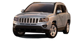 used 2014 Jeep Compass Altitude