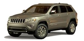 Used 2014 Jeep Grand Cherokee Overland