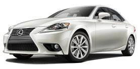 2014 Lexus IS 250 image