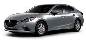 2014 Mazda Mazda3 i Grand Touring 4D Sedan
