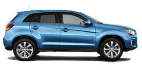 2014 Mitsubishi Outlander Sport ES 4D Sport Utility