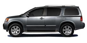2014 Nissan Armada SL 4D Sport Utility