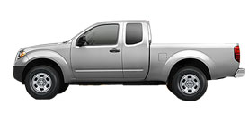 Used 2014 Nissan Frontier S