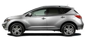used 2014 Nissan Murano LE