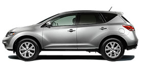 used 2014 Nissan Murano S