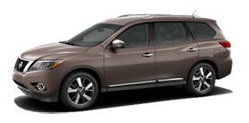 Used 2014 Nissan Pathfinder 3.5L Xtronic CVT Platinum