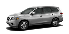 2014 Nissan Pathfinder Platinum 4D Sport Utility