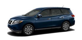 2014 Nissan Pathfinder 4D Sport Utility