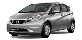 2014 Nissan Versa image
