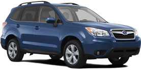 2014 Subaru Forester 2.5i Limited 4D Sport Utility