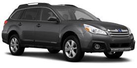 used 2014 Subaru Outback 2.5i Limited